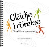 Glädje i rörelse - bokens framsida